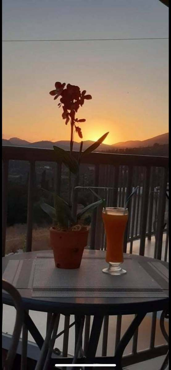 Beautiful Sunsets from the balcony